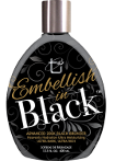 TAN INCORPORATED EMBELLISH IN BLACK
